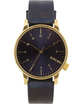 KOMONO Regal Blue Winston Watch Picture