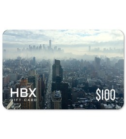 HBX Gift Card $100 Picture