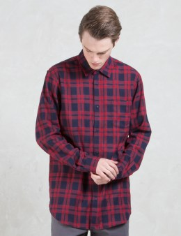 Superism Jace Button Up L/S Flannel Shirt Picture