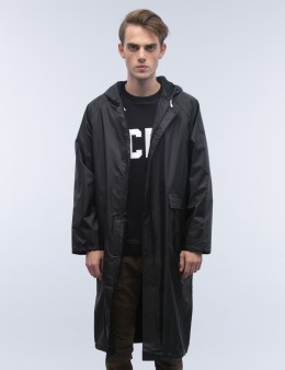 GCDS Logo Raincoat Picture