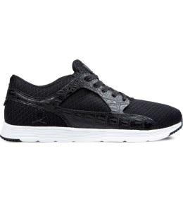 Ransom Black Croc/White Valley Lite Shoes Picture