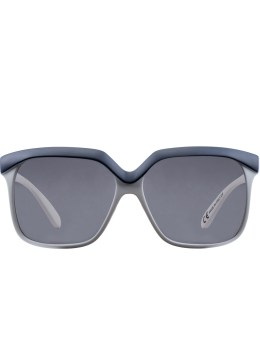 GHOSTBUSTERS x ITALIA INDEPENDENT Blue Strpe Sunglasses Picture