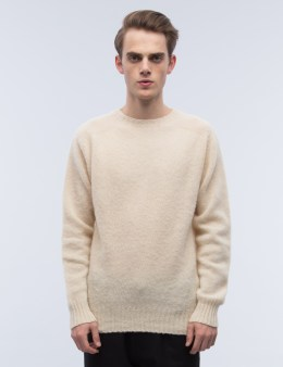 YMC Suedehead Brushed Knit Sweater Picture