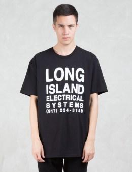 L.I.E.S. Records L.I.E.S. Club T-Shirt Picture