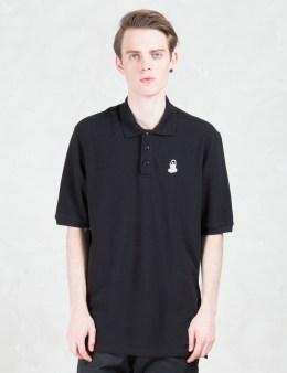 MISBHV Pin Up S/S Polo Picture
