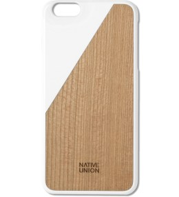 Native Union White Clic Wooden Iphone6+ Case Cherry Picture