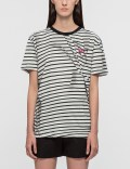 McQ Alexander McQueen Swallow Stripes SS T-shirt Picture