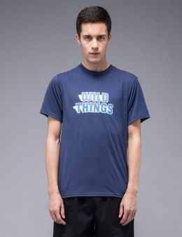 "Wild Things ""Block Logo"" S/S Coolmax Print T-Shirt Picture"