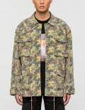Rocket X Lunch R Camouflage Jacket Picutre