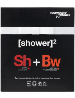 Scaramouche + Fandango. Twin Pack: Shampoo And Body Wash 200 ml Picture