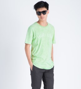 HUF Light Green HUF USA Washed T-Shirt Picture