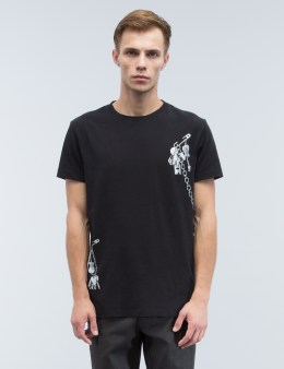 MARC JACOBS Guitar Chain S/S T-Shirt Picture