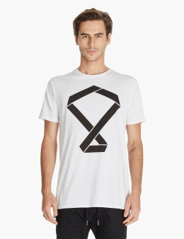 ZANEROBE White Tech Shield T-shirt Picture