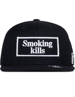 #FR2 Smoking Kills Cap Picture