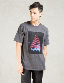 Black Scale Grey Star System T-shirt Picture