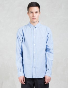 Norse Projects Anton Chambray L/S Shirt Picture