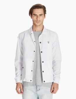ZANEROBE White Vega Jacket Picture