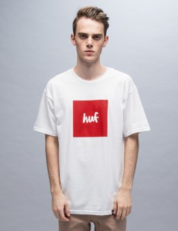 HUF Huf x Chocolate Box Logo S/S T-Shirt Picture
