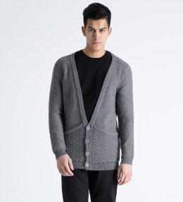 Thing Thing Grey The Leftist Cardigan Picture