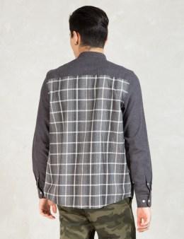 Carhartt WORK IN PROGRESS Grey Bruce L/S Flannelshirt Picture