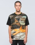 "Opening Ceremony ""Jet Fighter"" S/S T-Shirt Picture"