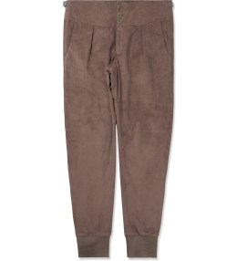 Paul Smith Rust Cuffed Trousers Picture