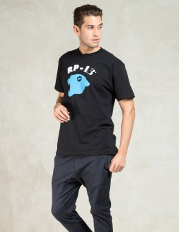 RARE PANTHER Black RP-13 T-Shirt Picture