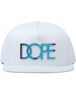 DOPE Neo-chrome Logo Snapback Picture