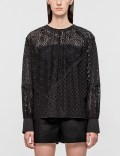 MSGM Anglaise Lace Top Picture