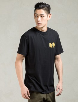GRAND SCHEME Black Pu-tang S/S Tee Picture
