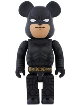 Medicom Medicom Toy 400% Bearbrick The Dark Knight Rise Picture