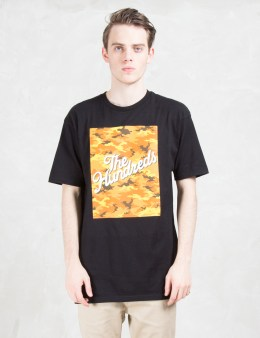 The Hundreds Cam Slant T-Shirt Picture