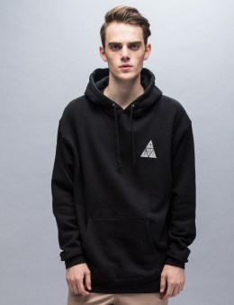 HUF Concrete Trpl Triangle Pullover Fleece Sweatshirt Picture