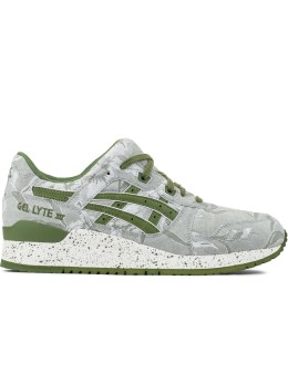 """ASICS Gel-Lyte III """"Japanese Textile Pack"""" Picture"""