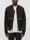 STAMPD Time And 1 World Bomber Jacket Picture
