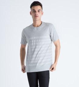 Commune De Paris Marl Light Grey Dimanches T-Shirt Picture