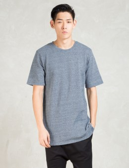 i love ugly. Grey Knitted Crew T-shirts Picture