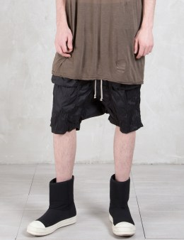 Rick Owens Drkshdw Cargo Pod Shorts Picture