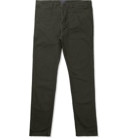 GRAND SCHEME Olive Chino Pant Picture