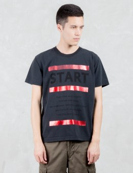 VALLIS BY FACTOTUM Start S/S T-Shirt Picture