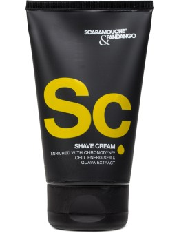 Scaramouche + Fandango. Men's Shave Cream 100ml Picture