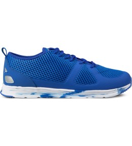 Ransom Marine Blue/White Marble Path Lite Shoes Picture