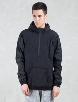 REIGNING CHAMP Woven Hybrid Nylon Anorak Picture