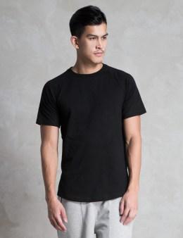 unyforme Black Hester T-Shirt Picture