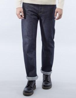 Levi's Vintage Clothing Rigid 1966 501 Slim Fit Jeans Picture
