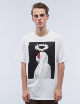 Black Scale Thorned S/S T-Shirt Picture
