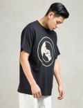 SONS Black S/S Shush Crew T-Shirt Picutre