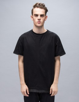GRAND SCHEME Layered S/S T-shirt Picture