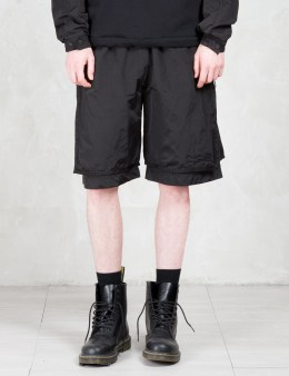 NASIR MAZHAR Two Layer Shorts Picture