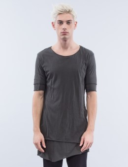 thom/krom Double Layer T-Shirt Picture